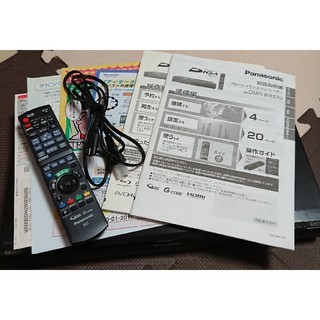 パナソニック(Panasonic)のPanasonic DIGA DMR-BR570 ブルーレイ レコーダー(ブルーレイレコーダー)
