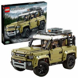 レゴ(Lego)のLEGOテクニックランドローバー(積み木/ブロック)
