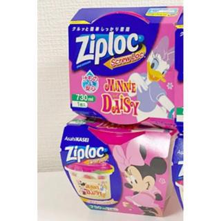 ディズニー(Disney)のジップロック スクリューロック ディズニー(容器)