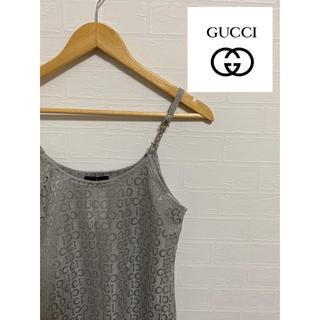 グッチ(Gucci)の新品!【GUCCI】キャミソール(キャミソール)