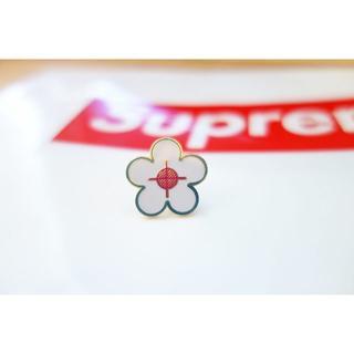 シュプリーム(Supreme)の美品 Supreme 17SS Flower Pin フラワー ピン(その他)