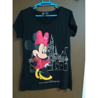 ディズニー(Disney)の香港 ディズニー Tシャツ ミニー(Tシャツ(半袖/袖なし))