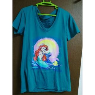 ディズニー(Disney)のディズニー Tシャツ アリエル(Tシャツ(半袖/袖なし))