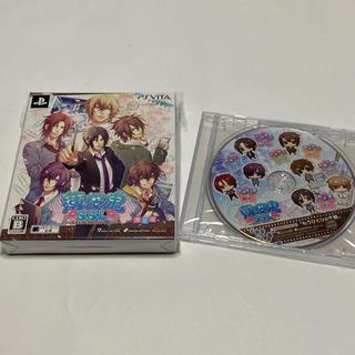プレイステーションヴィータ(PlayStation Vita)の薄桜鬼SSL ~sweet school life~(限定版) Vita(携帯用ゲームソフト)