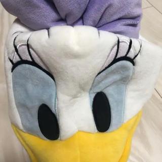 ディズニー(Disney)の♡ディズニーランド♡デイジー♡帽子♡(キャラクターグッズ)
