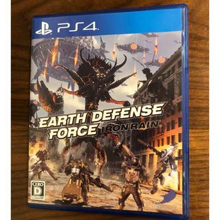 EARTH DEFENSE FORCE: IRON RAIN(アース ディフェン(家庭用ゲームソフト)