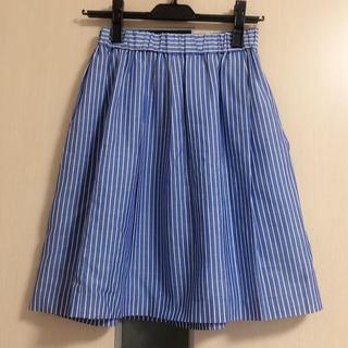 テチチ(Techichi)の【新品同様】Techichi テチチ スカート Sサイズ(ひざ丈スカート)