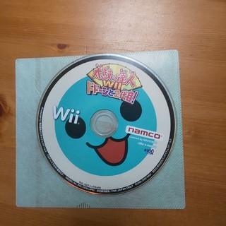 Wii 太鼓の達人 ドドーンと2代目!(家庭用ゲームソフト)