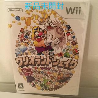 ウィー(Wii)のワリオランドシェイク Wii(家庭用ゲームソフト)