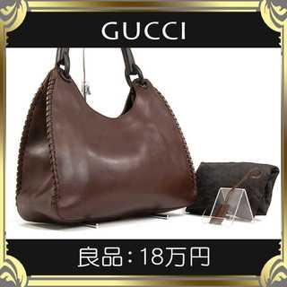 グッチ(Gucci)の【真贋査定済・送料無料】グッチのショルダーバッグ・良品・本物・希少・レア(ショルダーバッグ)