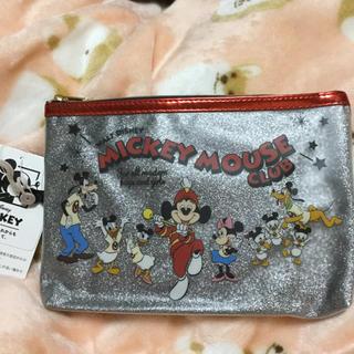ディズニー(Disney)のポーチ レトロ ミッキー ミニー   ドナルド グーフィー(ポーチ)