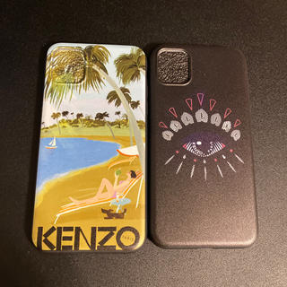 ケンゾー(KENZO)のiPhone11ケース(iPhoneケース)