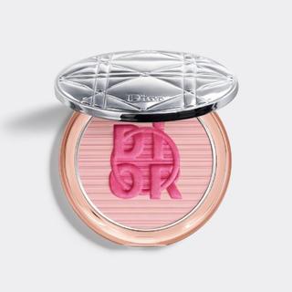 ディオール(Dior)のディオールスキン ミネラルヌードグロウパウダーサマーコレクション2020 限定品(フェイスパウダー)