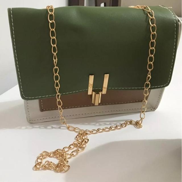ZARA(ザラ)の再販!バッグ チェーンバッグ かばん ミニバッグ 高品質 韓国 ZARA レディースのバッグ(ショルダーバッグ)の商品写真