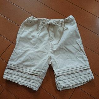 ムジルシリョウヒン(MUJI (無印良品))の無印 リネンショートパンツ 80(パンツ)