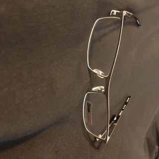 アランミクリ(alanmikli)のGAULTTER & Mikli ダブルネームメガネフレーム (サングラス/メガネ)