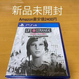 プレイステーション4(PlayStation4)のLife is Strange: Before the Storm(ライフ イズ(家庭用ゲームソフト)