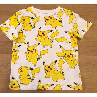 H&M - ピカチュウ Tシャツ 新品未使用