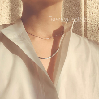 Ron Herman - StN14 ●stainless necklace●