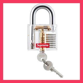 シュプリーム(Supreme)の20SS Supreme Transparent Lock シュプリーム 南京錠(その他)