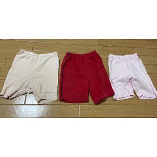 コムサイズム(COMME CA ISM)の組曲ファム コムサイズム 3枚ズボンまとめ売り80サイズ(パンツ)