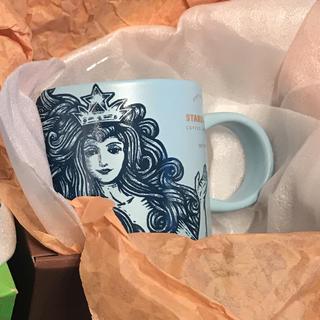 スターバックスコーヒー(Starbucks Coffee)のスタバ アニバーサリー サイレンマグカップ 2018(グラス/カップ)