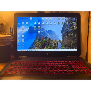 ヒューレットパッカード(HP)のHP ゲーミングパソコン OMEN(ノートPC)