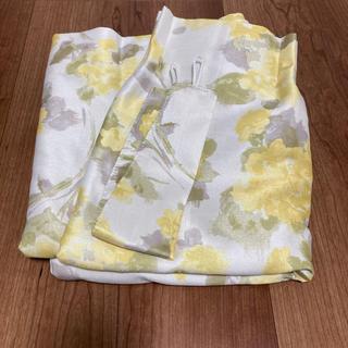 ニトリ(ニトリ)のニトリ 遮光2級カーテン ブルーム 約70cm×125cm ※オーダーサイズ(カーテン)