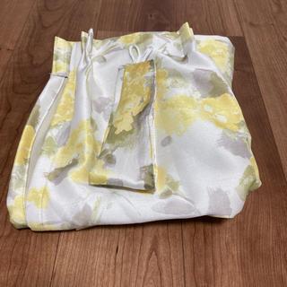 ニトリ(ニトリ)のニトリ 遮光2級カーテン ブルーム 約60cm×135cm ※オーダーサイズ(カーテン)