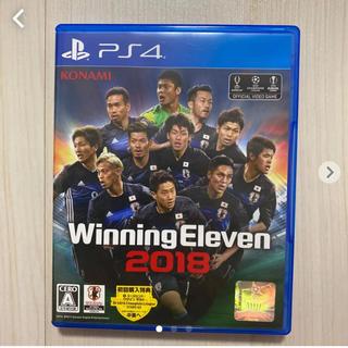 プレイステーション4(PlayStation4)のウィニングイレブン2018(家庭用ゲームソフト)