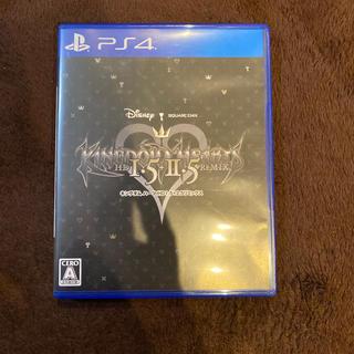 プレイステーション4(PlayStation4)のキングダム ハーツ -HD 1.5+2.5 リミックス- PS4(家庭用ゲームソフト)