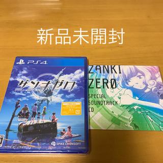 プレイステーション4(PlayStation4)のザンキゼロ PS4(家庭用ゲームソフト)