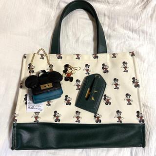 ディズニー(Disney)の未使用 ディズニー ミラコスタ トートバッグ バッグ 限定(トートバッグ)