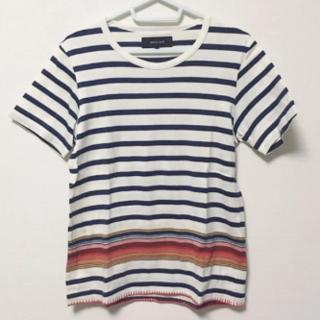 SHIPS - シップス SHIPS 半袖 ボーダー Tシャツ