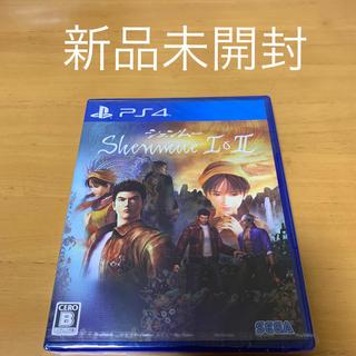 プレイステーション4(PlayStation4)のシェンムー I&II PS4(家庭用ゲームソフト)