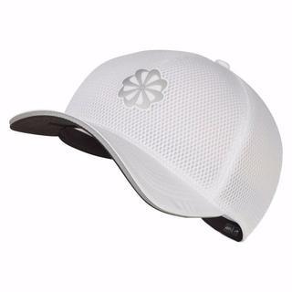 ナイキ(NIKE)の送料込 ナイキ ランニング キャップ CLC99 帽子 白 風車 ホワイト(キャップ)