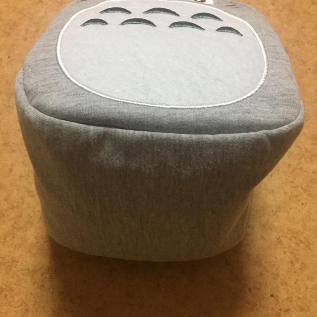 ジブリ(ジブリ)のトトロミニバック エンタメ/ホビーのおもちゃ/ぬいぐるみ(キャラクターグッズ)の商品写真