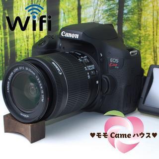 キヤノン(Canon)のキャノン kiss X8i☆WiFi機能搭載!高性能一眼レフ☆880(デジタル一眼)