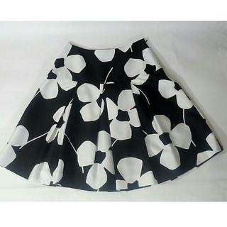 M'S GRACY - エムズグレイシー スカート フラワー お花