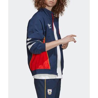 アディダス(adidas)のセットアップ adidas ジャージ ナイロン ジャケット ブルゾン パンツ(ジャージ)