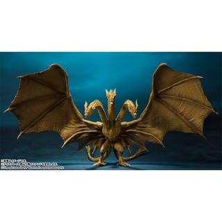 バンダイ(BANDAI)の【未開封・新品】S.H.MonsterArts キングギドラ2019 フィギュア(特撮)
