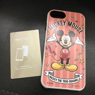 ディズニー(Disney)のiPhone8/7 ディズニーミッキーケース(iPhoneケース)