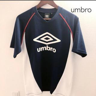 アンブロ(UMBRO)のumbro アンブロ ユニホーム Mサイズ 半袖(ウェア)
