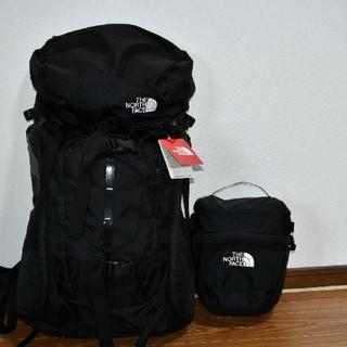ザノースフェイス(THE NORTH FACE)のノースフェイス テルスフォト40とエクスプローラーカメラバッグのセット(登山用品)