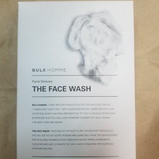 バルクオム THE FACE WASH (洗顔料)(100g)(洗顔料)