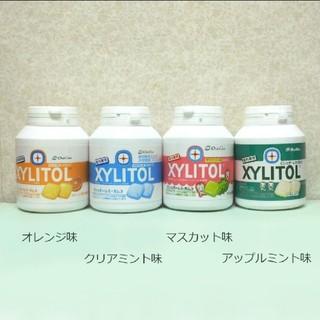 歯科専用 キシリトールガム ボトルタイプ(4フレーバーセット)(口臭防止/エチケット用品)