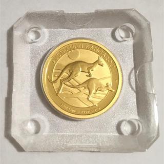 カンガルー 1/10オンス金貨 2018年オーストラリア(貨幣)