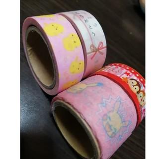 ディズニー(Disney)のマスキングテープ まとめうり ピカチュウ ディズニー(テープ/マスキングテープ)