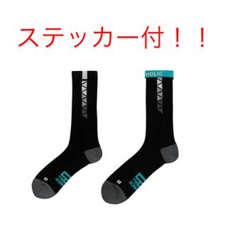 ナイキ(NIKE)のballaholic socks ボーラホリック ソックス(ソックス)