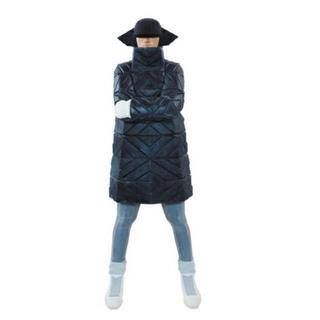 B-GIRL Down Jacket NAGAME BLACK(その他)